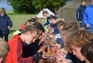 Zuwaka Pinksterkamp verkenners een succes
