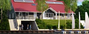 Kareldoormangroep nieuw clubhuis