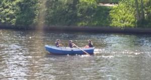 Junioren kunnen weer varen