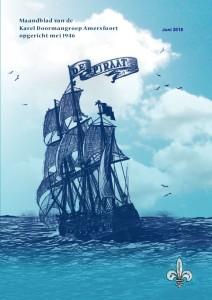 Laatste nummer van ons clubblad De Piraat van juli is online