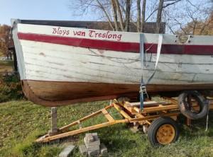 Samen op zoek naar een andere boot