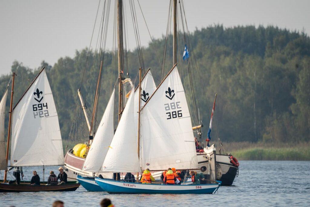 Landelijke Zeilwedstrijden Scouting Nederland